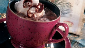 Creamy Chocolate Almond Coffee