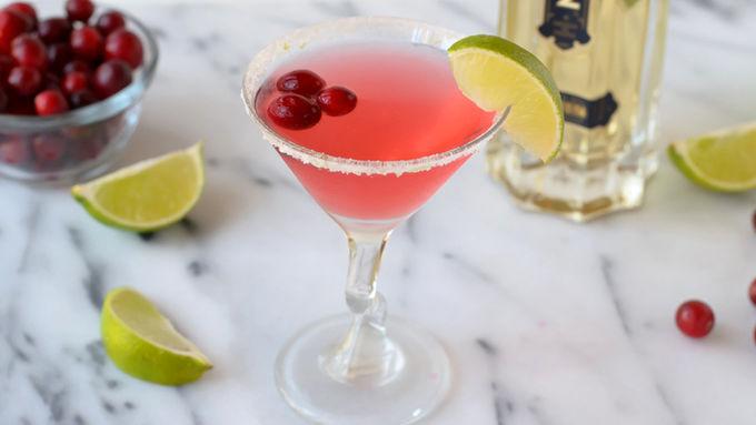 St Germain™ Cranberry Cocktail