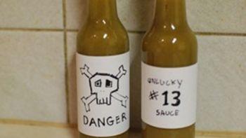 Unlucky #13 Hot Sauce