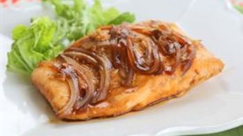 4 Ingredient Teriyaki Salmon