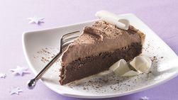 Tarta de Chocolate y Crema Irlandesa