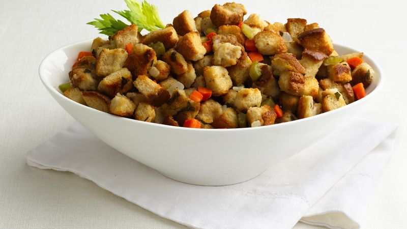 Easy Turkey Stuffing