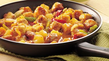 Easy Sweet and Sour Pork