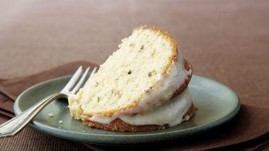 Lemon-Zucchini Pound Cake