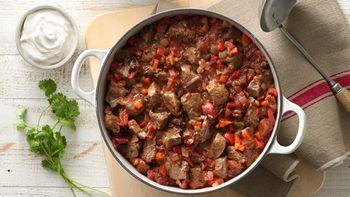 One-Pot Texas Chili