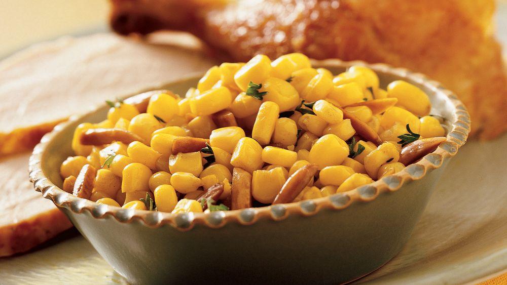 Corn Amandine