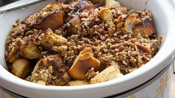 Slow-Cooker French Toast Casserole