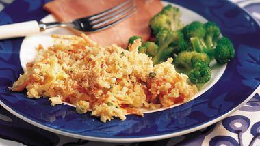 Rice and Cheese Casserole