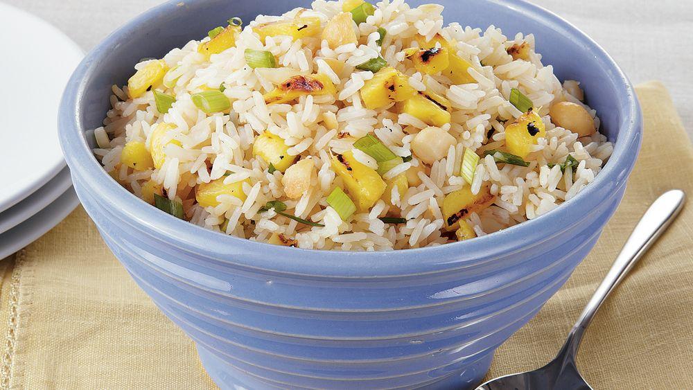 Tropical Rice Pilaf