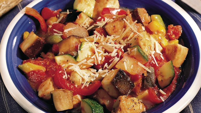Turkey Ratatouille