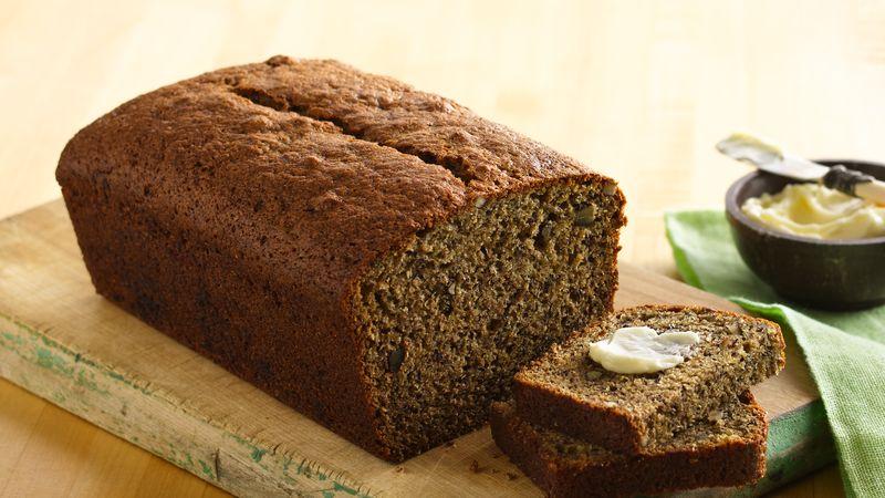 Whole Wheat-Banana Bread