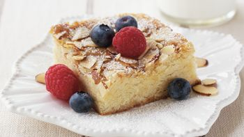 Almond Coffee Cake