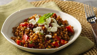 Italian Wheat Berry Salad