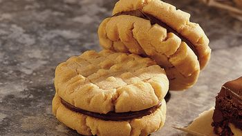 Peanut Butter Sandwich Cookies