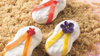 Flip-Flop Fun Cookies