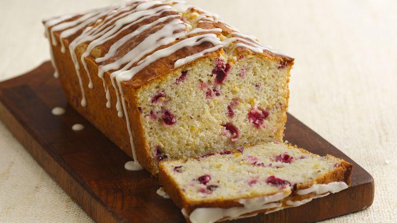 Sour Cream-Cranberry Bread