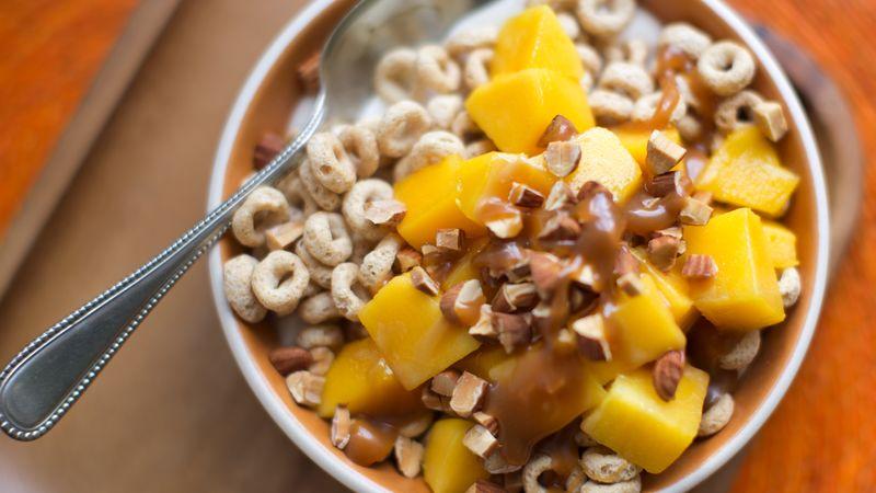 Mango Salted Caramel Cheerios™