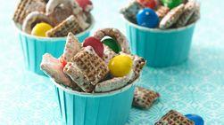 Muégano de malvavisco y cereal Chocolate Chex™