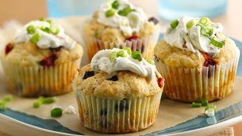 Mediterranean Cupcakes