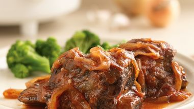 Slow-Cooker Sweet and Tangy Short Ribs
