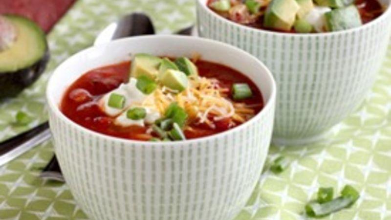 2-Minute Taco Chili