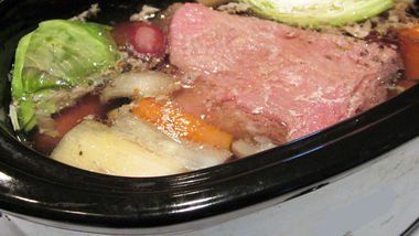 St. Paddies Day Corned Beef