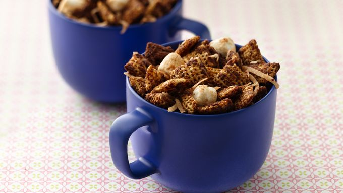 Mexican Hot Chocolate Chex® Party Mix