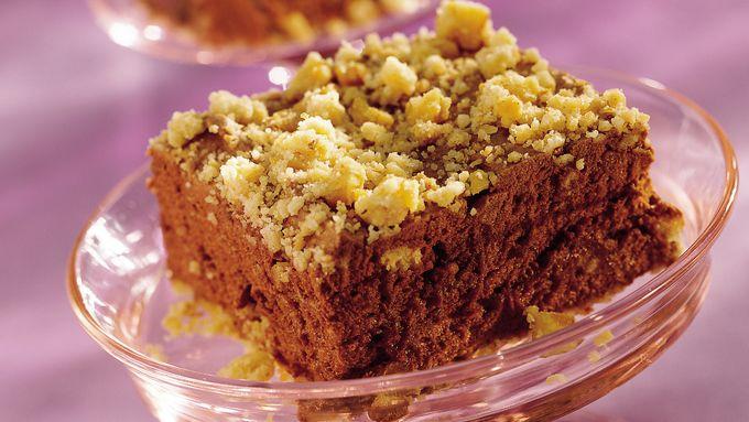 Chocolate-Nut Crunch Dessert