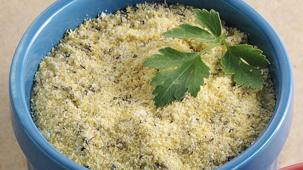 Italian Parmesan Seasoned Coating