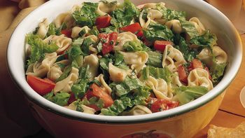 Tossed Tortellini Salad