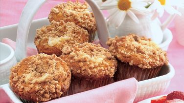 Pineapple and Carrot Surprise Muffins