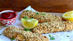 Palitos de Pescado con Honey Nut Cheerios™
