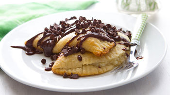 Mini Cannoli Calzone
