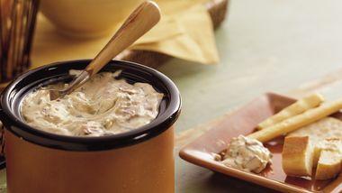 Slow-Cooker Smoky Bacon and Horseradish Dip
