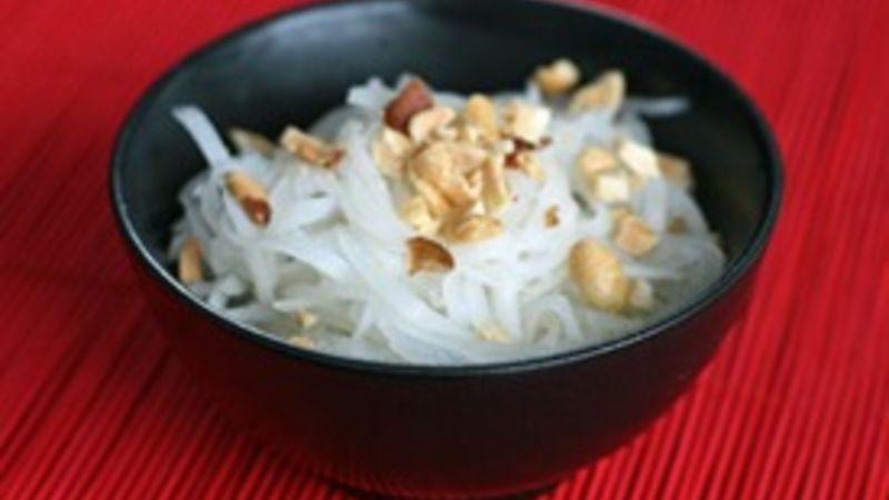 Easy Daikon Salad