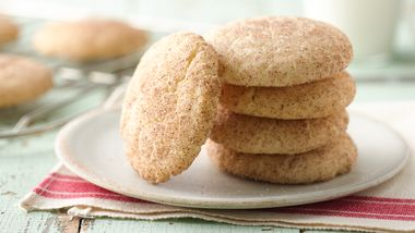 Snickerdoodles (lighter recipe)