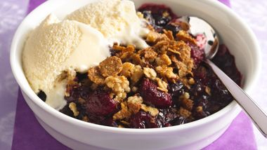 Fiber One® Double-Berry Crisp