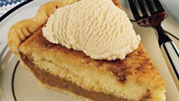 Pennsylvania Dutch Cake and Custard Pie