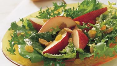 Peanutty Pear Salad