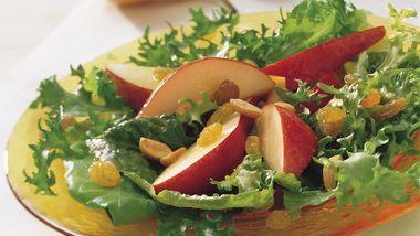 Peanutty Pear Salad