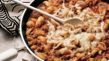 Italian Mushroom Skillet