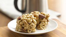 Barra de cereal Honey-Nut Cheerios™ libre de gluten, sin hornear