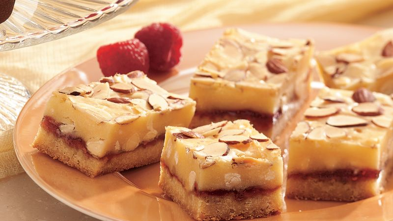 Raspberry-Filled White Chocolate Bars