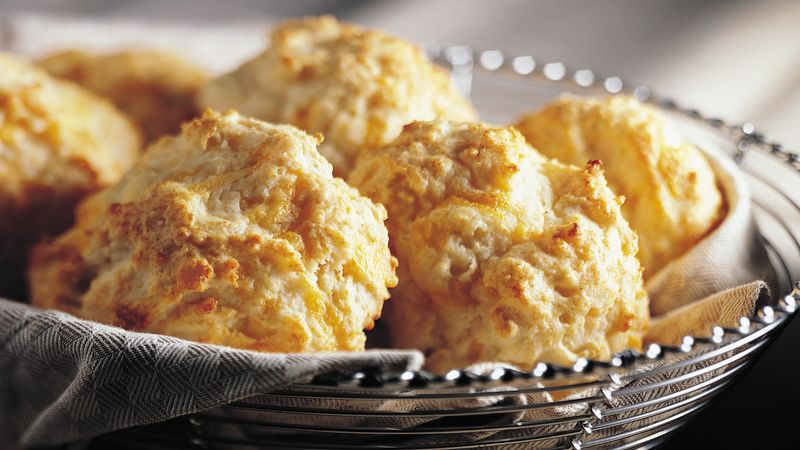 Cheese and Rosemary Biscuits