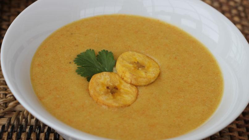 Sopa de Plátano
