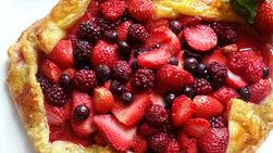 Berry Crostata