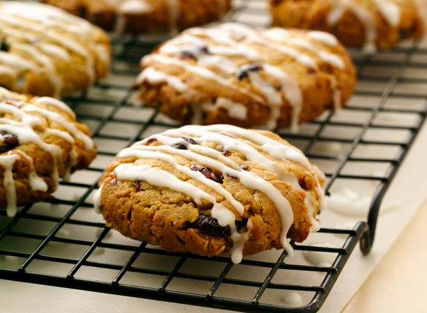 Oatmeal Peanut Butter Breakfast Cookies | General Mills Convenience ...