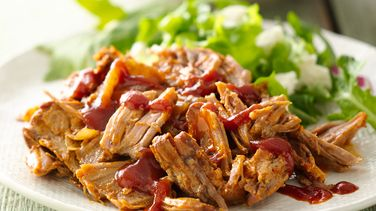 Slow-Cooker BBQ Pulled Pork
