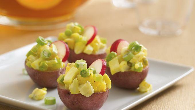 Potato Salad Bites