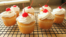 Tres Leches Muffins
